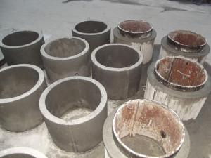 делаем колодец бетонными кольцами
