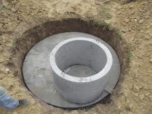 Септик из бетонных колец Малая Олександровка ,Бориспольский район