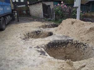 Выкопать колодец Борисполь