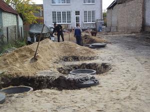 Выкопать колодец Вышгород